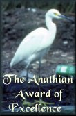 The Anathian Award Of Excellence