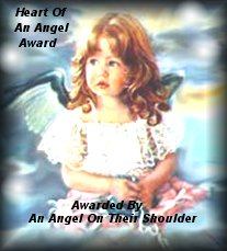 Heart Of An Angel Award
